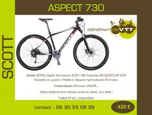 ASPECT 730 2016