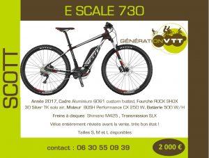 E SCALE 730