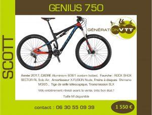 GENIUS 750