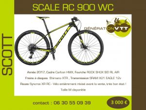 SCALE RC 900 WC
