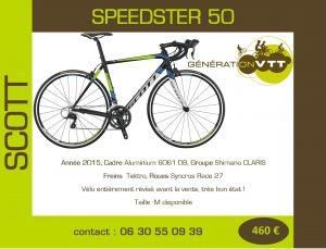 SPEEDSTER 50 2015